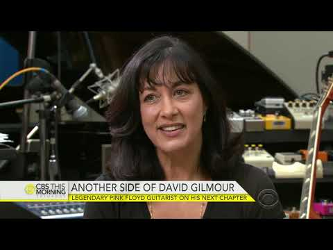 2015-09-19 - David Gilmour - Another Side of David Gilmour - CBS This Morning