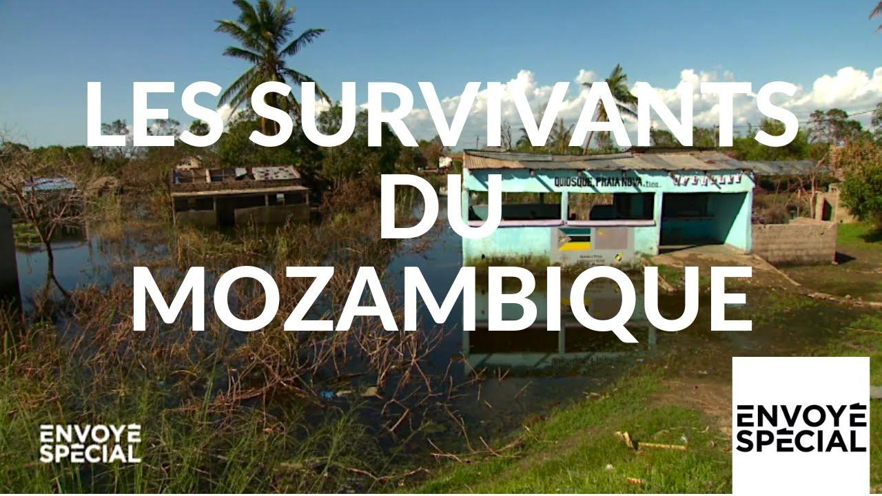 Envoyé spécial. Les survivants du Mozambique - 11 avril 2019 (France 2)