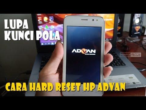 Hapus Pola Advan Vandroid Nasa 5202, Hard reset via recovery mode. Mudah-mudahan tutorial diatas mem.