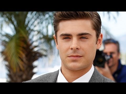 "Zac Efron Reveals He's ""In Love"" - Cannes Festival"