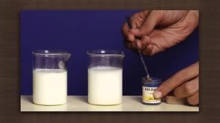 Fat in Milk   Nutrition   Biology