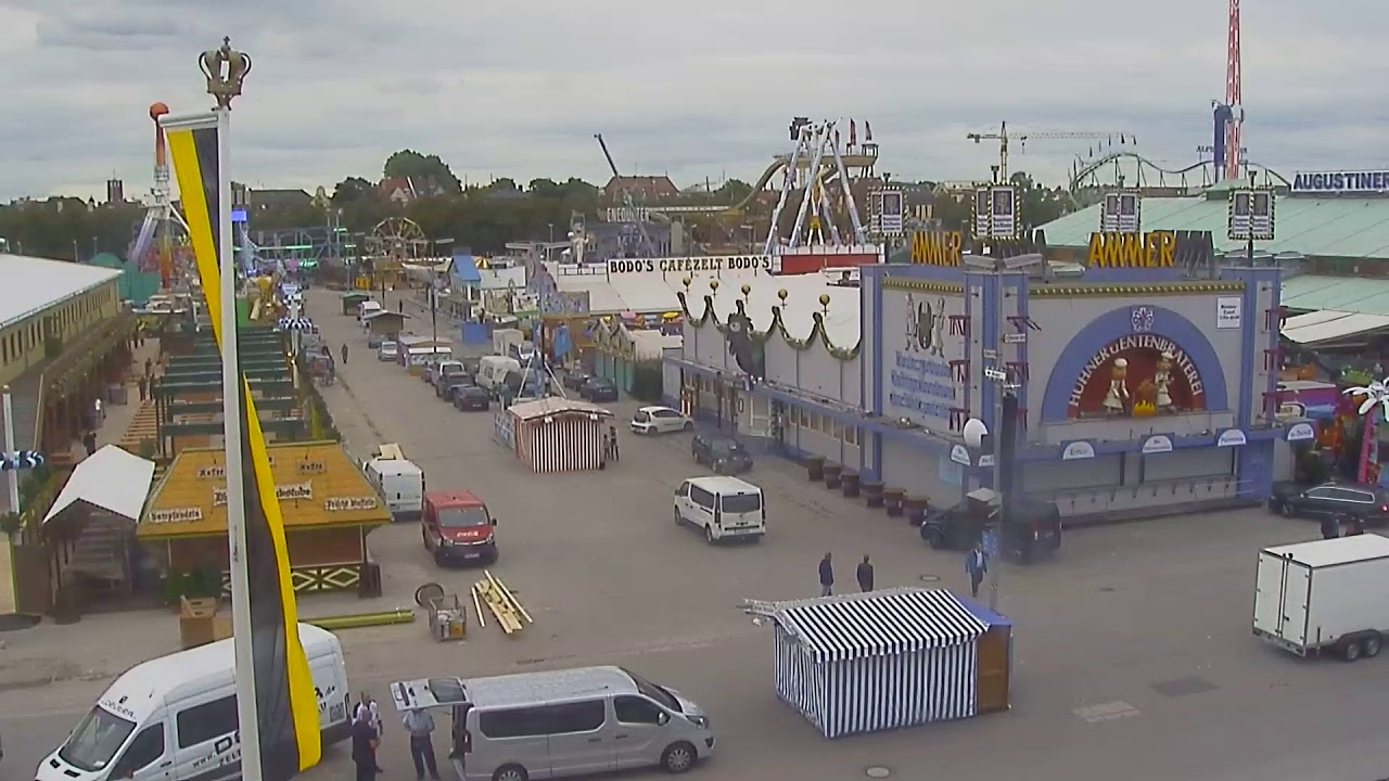 Oktoberfest Live Streaming