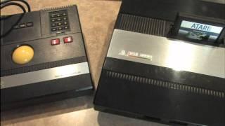 Classic Game Room - ATARI 5200 TRAK-BALL review