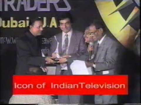 Kingsway Traders LLC Sponsor ALL INDIA FILM GOERS AWARD 2001 in Mumbai, India