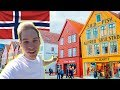 BERGEN NORWAY! - ICONIC NORWEGIAN FISHING TOWN!
