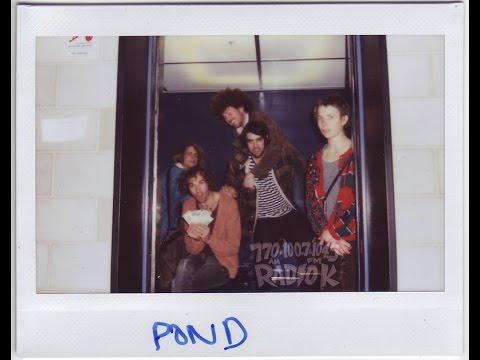 """Live on Radio K: Pond - """"Broke My Cool"""""""