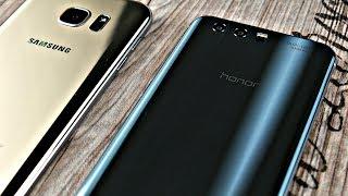 Huawei Honor 9 Testfazit 📲 Tipps & Tricks | S7 vs. H9 (Deutsch)