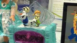 Disney's Frozen Do You Want To Build A Snowman? Jewelry Box