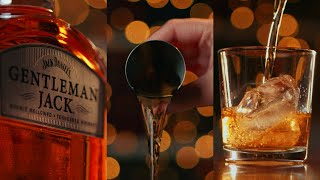 cheers.   Jack Daniel's Whiskey Commercial Concept