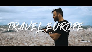 THE HEART OF EUROPE | TRAVEL VIDEO | PARIS BARCELONA ROME AMSTERDAM | SONY A7III