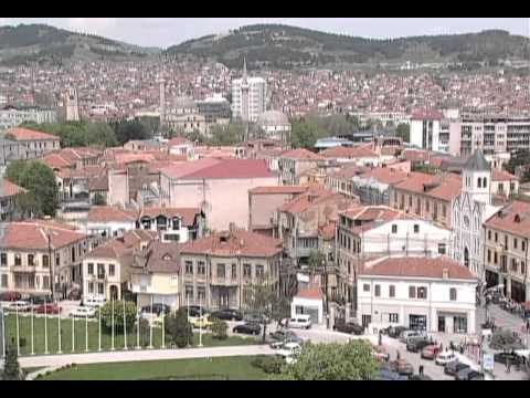 History of the City Bitola in the Republic of Macedonia