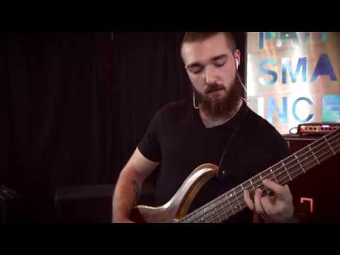 The Anticosmic Overload - Obscura (Bass Cover) Ed Rossi