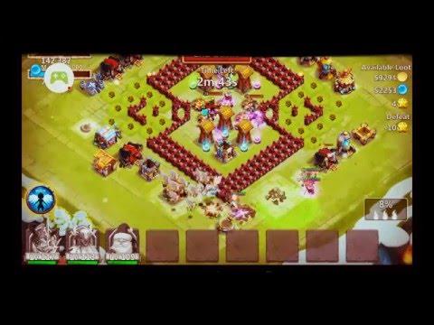 Castle Clash: Age Of Legends - 2015-12-30