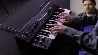 Behringer VC340 Vocoder - Feat. Moot Booxlé