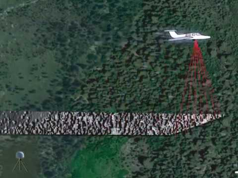 Airborne Lidar - Light Detection and Ranging