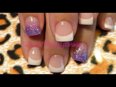 gel nails - fairydust