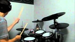 เจ็บไปรักไป - Yes'sir Days (Drum Cover By Modess_Slim)