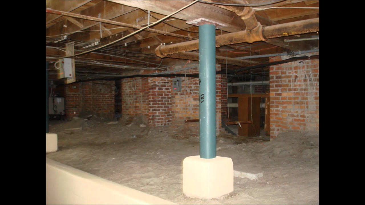 Haunted Belleview Biltmore Hotel - Tunnel System