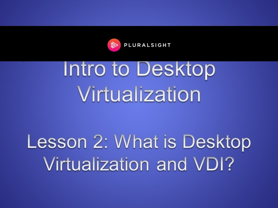 What is virtual desktop infrastructure (VDI)? - Definition