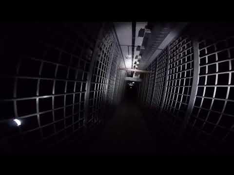 Экстремалы нашли бомбоубежище в СИЗО «Кресты-2»