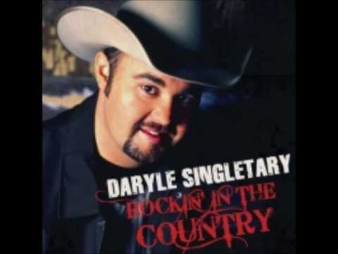 Daryle Singletary- Love you with the Lights on (lyrics)