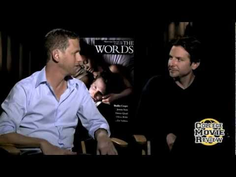 The Words  Brian Klugman, Bradley Cooper