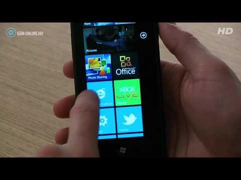 Samsung Omnia 7 teszt - GSM online™