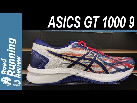 ASICS GT 1000 9 - Review