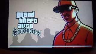 GTA San Andreas на телефоне Fly iq 446 Magic