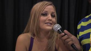 Repeat youtube video J.Hood Interviews Alexis Texas at Exxxotica Chicago 2013