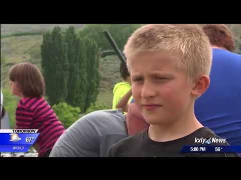 Tonasket students help with flood relief