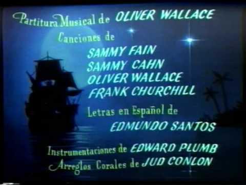 Titulos en español de Peter Pan