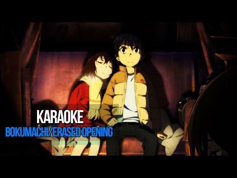 Boku Dake ga Inai Machi OP - Re:Re 【Karaoke】