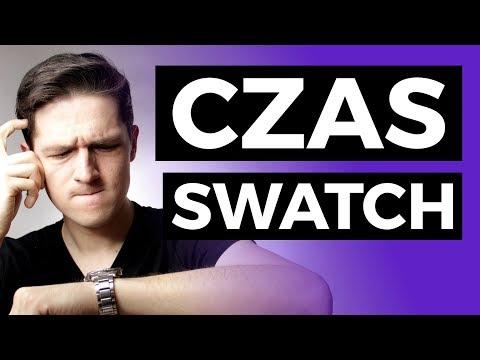 Czym jest CZAS INTERNETOWY? 🌐 Swatch .beat | TikTalk odc. 96