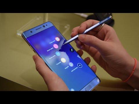 أخبار تكنولوجيا - تقرير: سامسونغ تطرح هاتفها الجديد #نوت_8 في سبتمبر  - 13:22-2017 / 6 / 26
