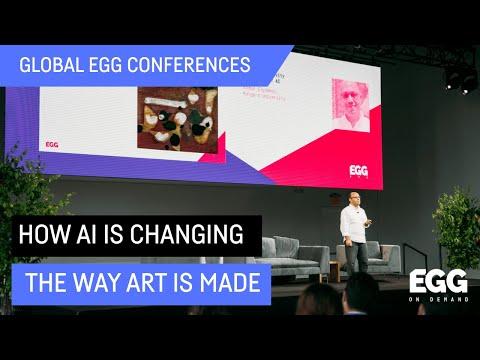 Art and Creativity In the Age of AI | Ahmed Elgammal, Rutgers University
