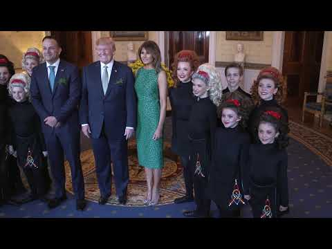 President Trump Welcomes Prime Minister Varadkar to the White House