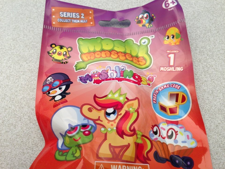 Smooshy Mushy Blind Bags Series 2 : MOSHI MONSTERS SERIES 2 BLIND BAG/PACK OPENING AND FREE TOY GIVE AWAY - YouTube