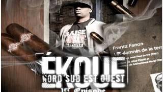 Ekoué feat Anfalsh - Du karcher au charter / Nord Sud Est Ouest (2008)