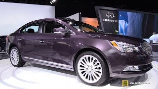 2015 Buick LaCrosse - Exterior and Interior Walkaround - 2015 Detroit Auto Show