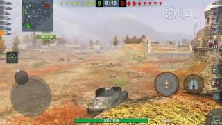 World of Tank Blitz : RHM. -B WT Gameplay