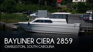 Used 1999 Bayliner Ciera 2859 for sale in Charleston, South Carolina