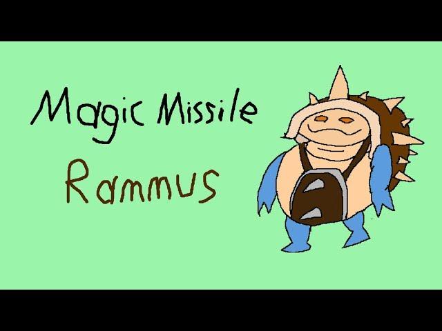 Patch Magic Missile Rammus Build Www Imagenesmi Com