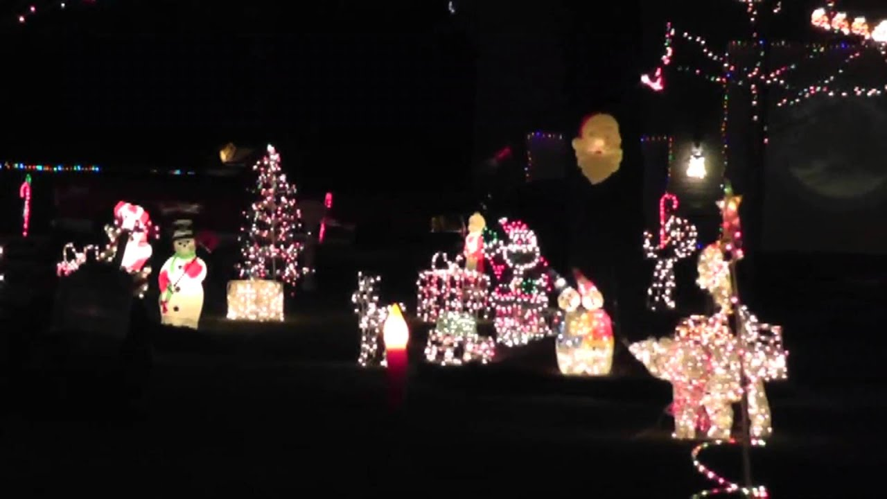 Kay Jeffries' Christmas Decorations  12-24-15