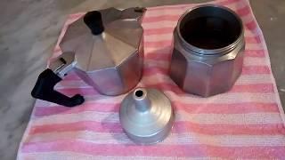 التنظيف العميق لبراس القهوة بمكونات متوفرة وبطريقة سهلة وسريعة