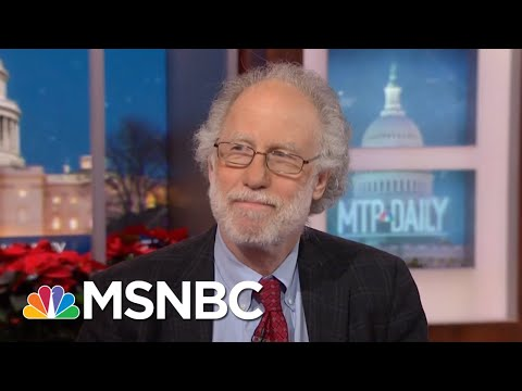Bauer: Trump 'Most Horrifying Client I Can Imagine In Government Service' | MTP Daily | MSNBC