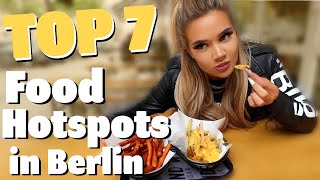 Die Top 7 besten Food Hotspots in Berlin | Shirin David