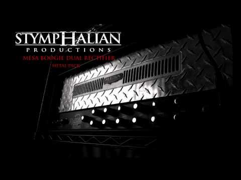 Stymphalian Productions - Mesa Dual Rectifier Metal Pack
