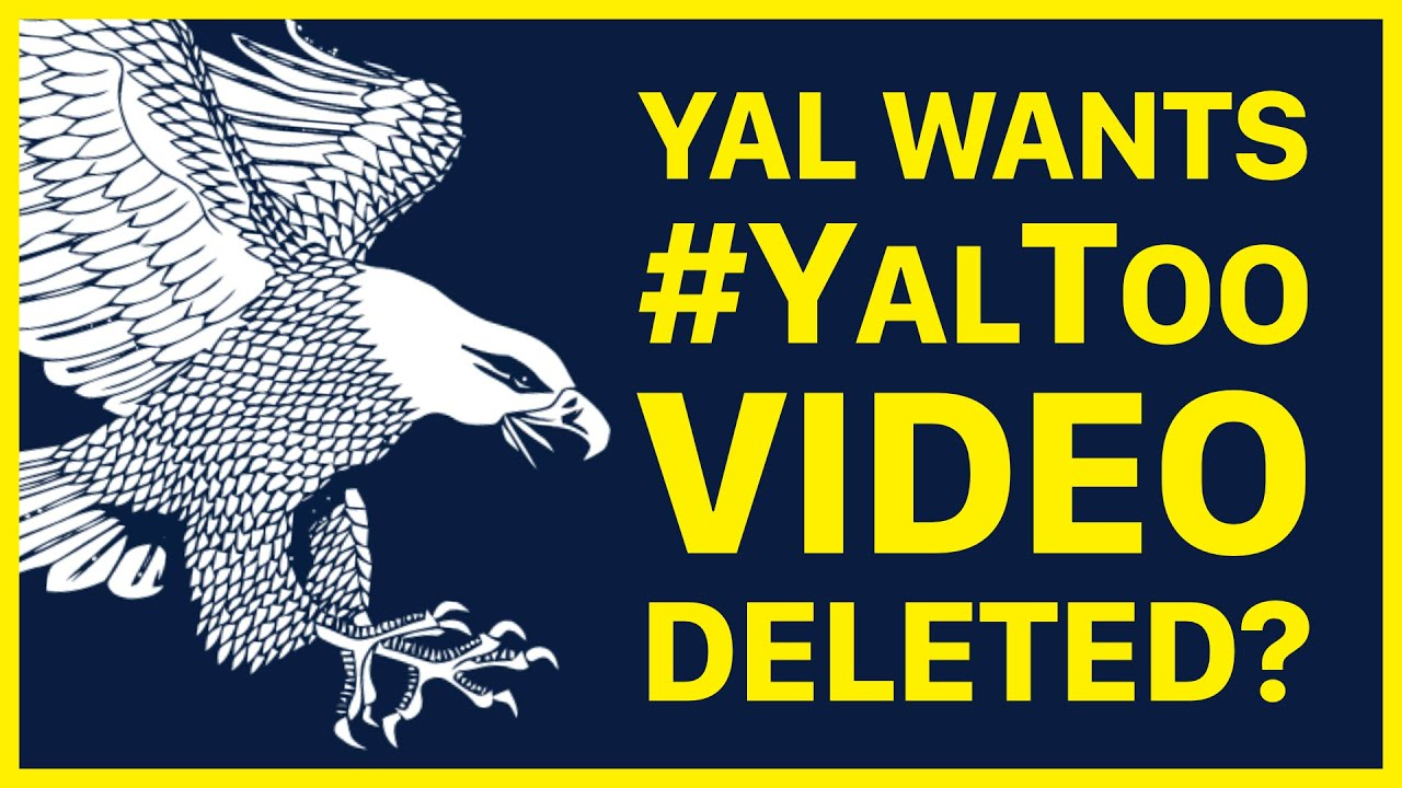 YAL MEMBER DEMANDS WE DELETE OUR YALtoo VIDEO!?