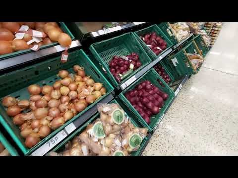 Tesco Weekly Shopping Vlog - Grocery Shopping At Tesco Metro - In Oxford Grocery Shop At Tesco 2019